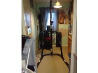 EVERLAST HEAVY DUTY PUNCH BAG STAND