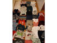 12-18 boys clothing bundle