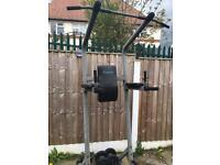 Selling Gym Master Power Tower!
