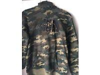 Genuine north face hoodie