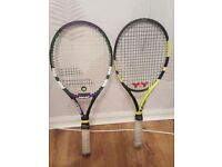 Babalot tennis rackets. Andy murray + wimbledon