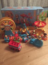 Early learning centre happy land fairground