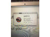 MacBook Air 13inch pristine condition!!!