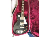 Epiphone Les Paul Guitar with FREE Hiscox Case!