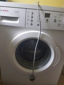 ***GONE****Bosch washing machine