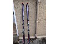 Salomon Superaxe 8 skis, 189 cm