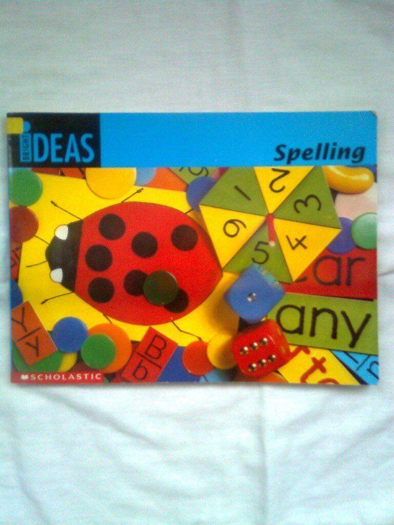 Scholastic Bright Ideas Spelling, by Diana Bentley, Sylvia Karavis, Paperback. Excellent condition