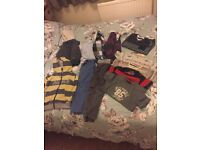 Bundle of 5-6 year old boys clothes