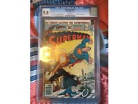 Superman #301 9.8 grade