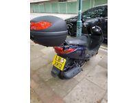 Yamaha vity 125 2010