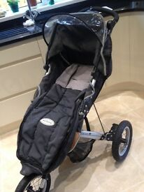 McClaren Stroller & carrycot