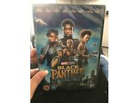 Black Panther Dvd New