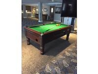 Supreme prince 7x4 pool table