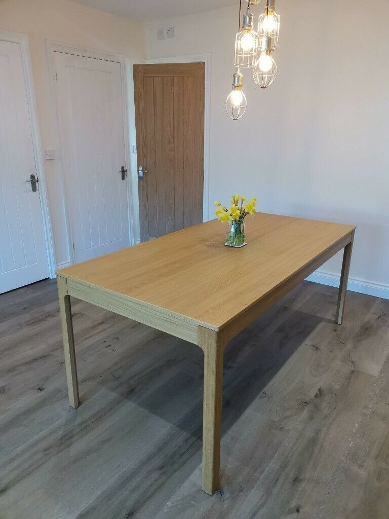 Dining Table Ikea Ekedalen In Frodsham Cheshire Gumtree