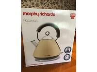 Morphy Richards Accents Kettle. New.