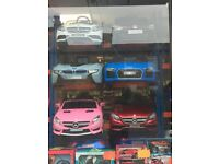 Over 30 Ride-On Cars On Display & In Stock,12v Parental Remote & Self Drive, From £100