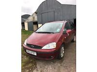 7 Seater 2003 1.9 Diesel Ford Galaxy Zetec