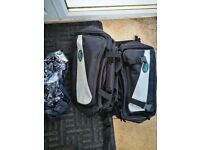Motorcycle Textile Saddle Bags