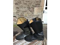 Altberg motorcycle boots Size 12