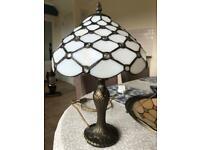 Beautiful lamp and lampshade