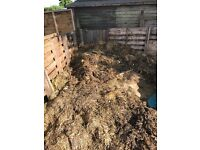 FREE Manure for compost
