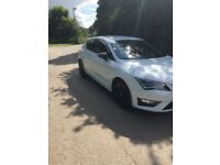 2014 SEAT LEON TDI FR REPLICA INSIDE N OUT LOW MILEAGE TOP SPEC