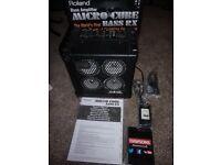 Roland Micro Cube Bass RX Amp