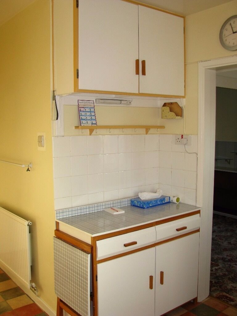 Amazing 1960s Hand Built Kitchen For Incredible Retro Find Great Condition