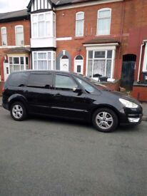 PCO FORD GALAXY 7 SEATER