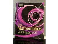 WJEC Mathematics AS Level - Pure