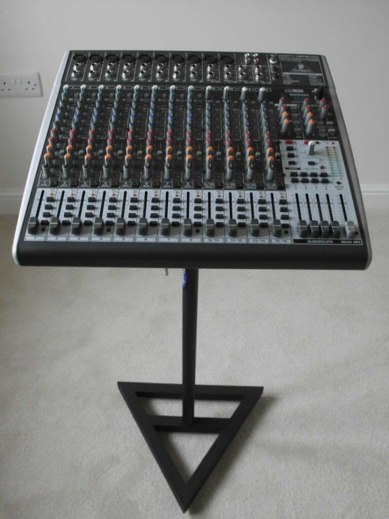 619efe98a276 BEHRINGER XENYX X2442 USB MIXING DESK WITH BUILT-IN EFFECTS. IMMACULATE AND  BOXED. Shrewsbury