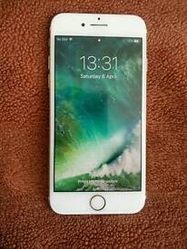 Iphone 7 rose gold 32 GB UNLOCKED mint condition