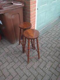Free kitchen stools