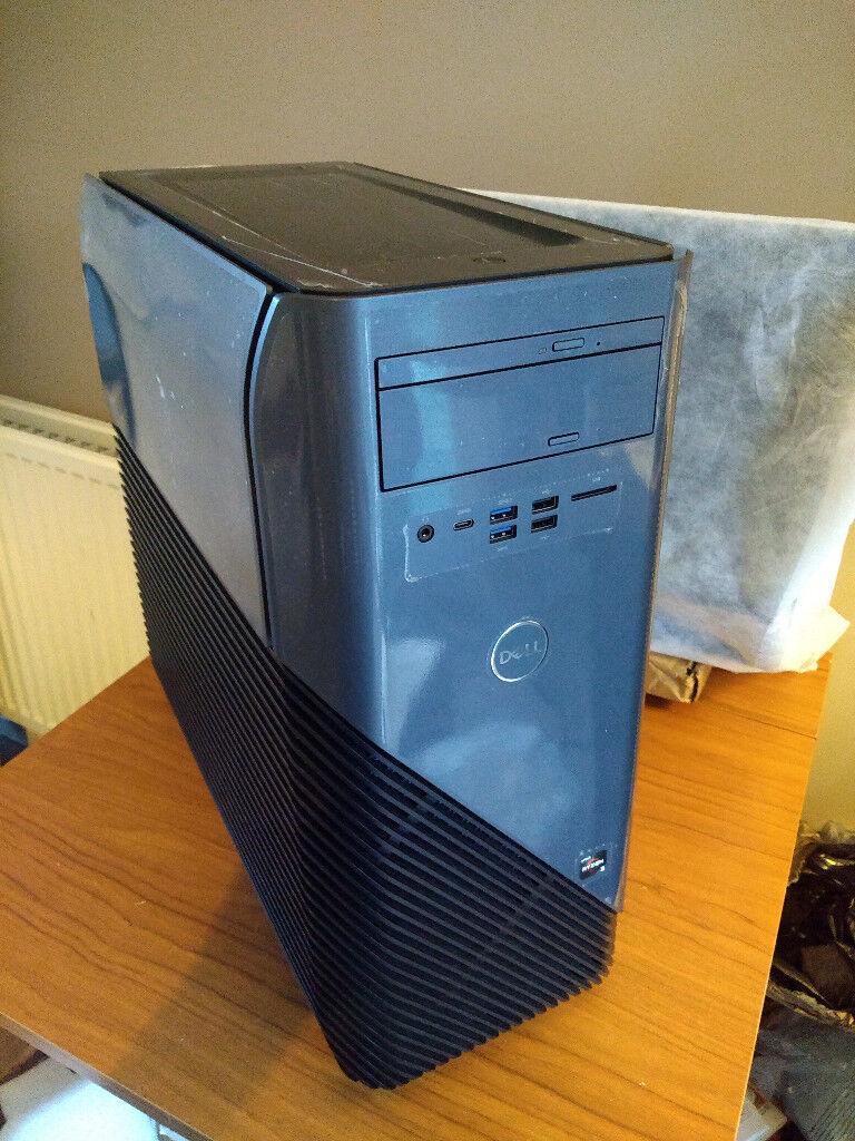 DELL Inspiron 5675 Desktop, Ryzen 3 1200 3 1GHz, Win10, 8GB, 1TB HD 2GB  RX560 | in Sandwell, West Midlands | Gumtree