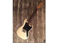1977 USA Fender Musicmaster Electric Guitar