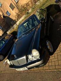 Mercedes E-Class for £900