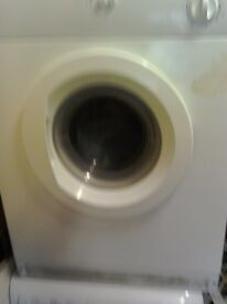 6kg white knight vented dryer free local delivery allelectricals