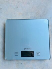 Kitchen Scales by John Lewis
