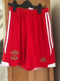 Brand new Southampton fc adidas football shorts