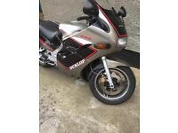 Suzuki gsx 1100 power screen katana not Harley,Honda,Kawasaki
