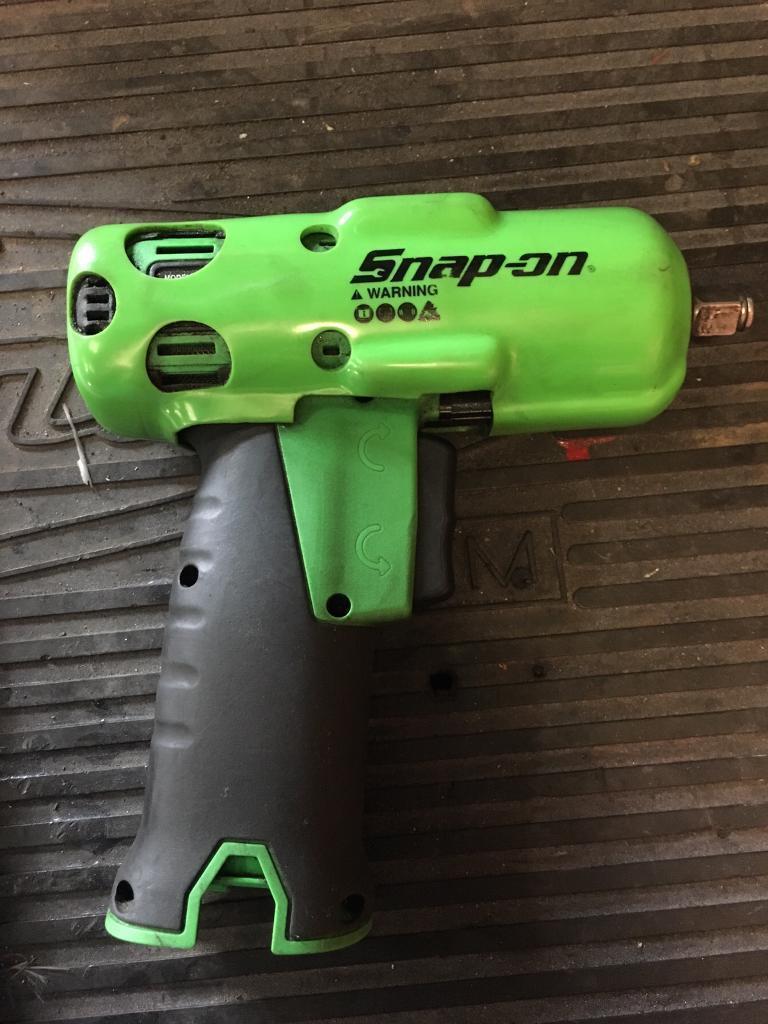 Snap On 14.4v 3/8 gun body