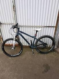 Norco hardtail mountain bike