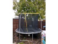 Sportspower 10 ft trampoline
