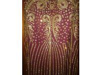 Stunning formal dress