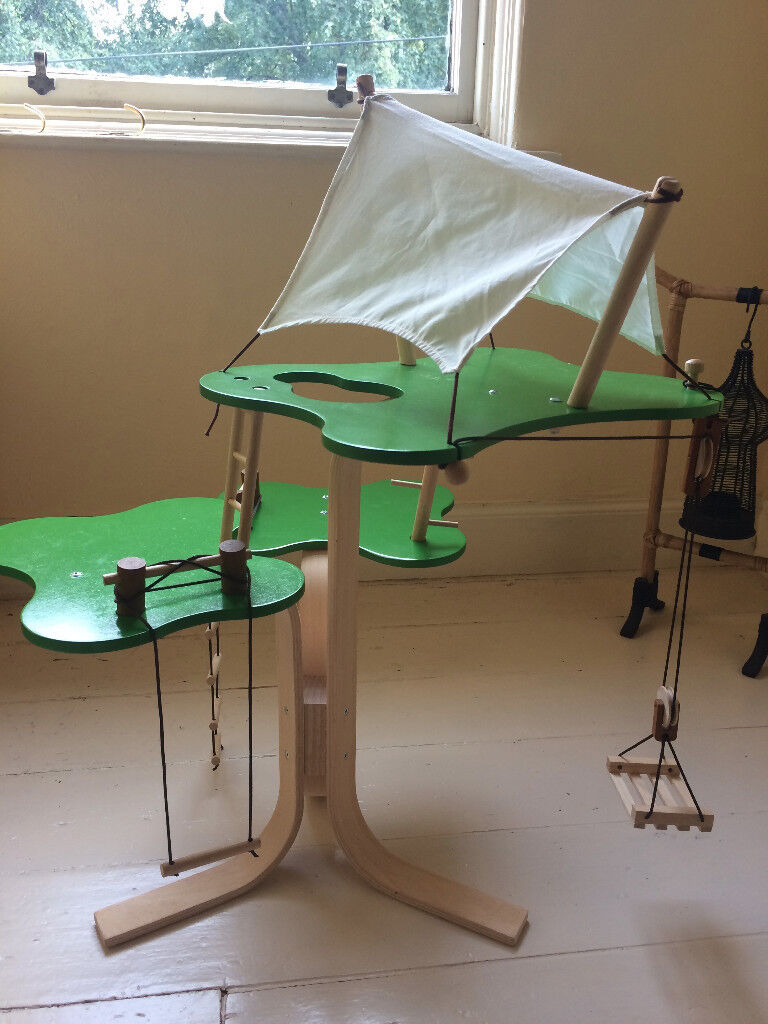 plan toys wooden treehouse | in moffat, dumfries and galloway | gumtree