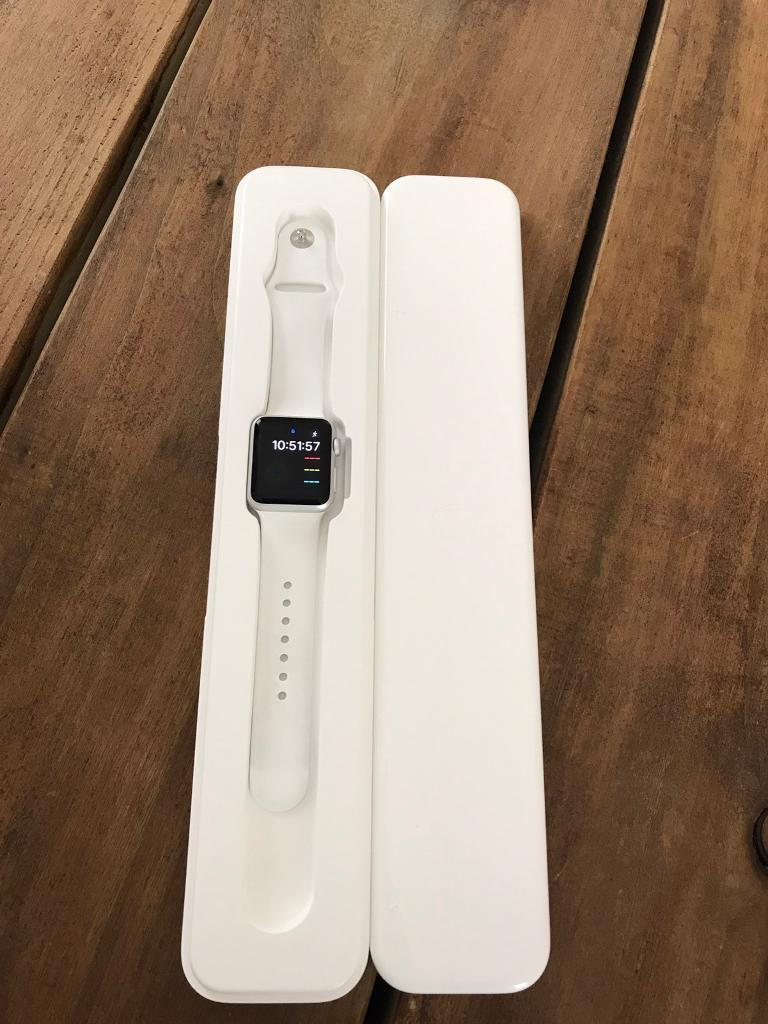 Apple Watch 38mm White Sand Sport Bandin Coventry, West MidlandsGumtree - The watch is like new was paired and only used once and stored in its caseNo scratches on body or screen