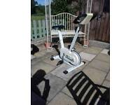 Spin exercise bike keep fit ec500.