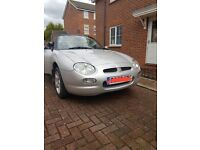 Mgf 1.8. Vvc engine. Cat c. Spares or repaires. Used daily