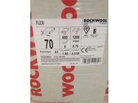 Rockwool flexi insulation