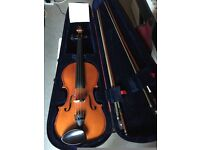 Violin, perfect condition. Accessories included.
